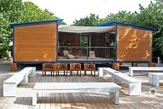 "Miami Beach, FL – December 3-4, 2013 – Rewind to 1934. Architect Charlotte Perriand designs a two-bedroom beach house that she dubs ""La Maison au bord de l'eau"" (the house by the shore). The home wins second prize in the progressive magazine L'Architecture d'Aujourd'hui, but beyond its rendering on paper, the design is never constructed. . …"