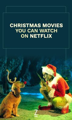 Your Netflix guide to Christmas movies: 30 Christmas movies you can watch on Netflix now.