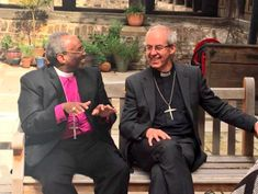 The Archbishop of Canterbury and Bishop Michael Curry were spotted hanging out in Windsor ahead of their royal wedding dates. #RoyalWedding #EpiscopalChurch #ChurchOfEngland  https://www.firstladyb.com/bishop-curry-archbishop-of-canterbury-preparing-for-royal-wedding-duties/