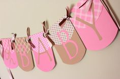 {Whimsical Feature} Sugar & Spice Baby Shower