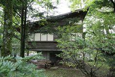 Junzo Yoshimura design cottage in Karuizawa|吉村順三設計 軽井沢の別荘