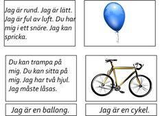 Learn Swedish, Swedish Language, Bra Hacks, Travel With Kids, Montessori, Literacy, Preschool, Classroom, Teaching
