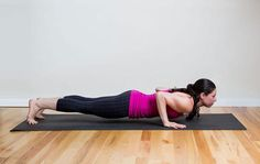 The Yoga Workout That Seriously Sculpts Your Arms - SELF