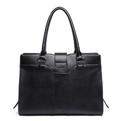 Genuine Leather Top selling/Popular Leather handbag Black - Buy it now at www.tysiza.com - Free Worldwide shipping on select products!