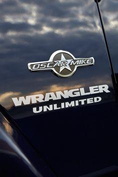 Jeep Wrangler Freedom Edition Oscar Mike