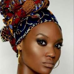 Women Head Wraps | Guyana's African Heritage: Head Wrapping | Guyanese Girls Rock!