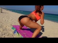 BIG Booty Butt Workout!! WOW!! - YouTube