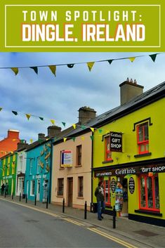 Dingle, Ireland is full of small-town, coastal charm. There is plenty I can say to convince you Dingle is worth your time on your next vacation in Ireland.