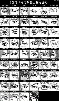 Manga Eyes, Anime Eyes, Draw Eyes, Drawing Skills, Drawing Techniques, Drawing Tips, Drawing Reference, Drawing Sketches, Art Drawings