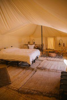 The Londoner » Desert Camping, Morocco