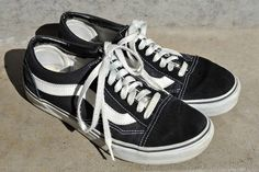 How to Clean Vans Shoes (with Pictures) | eHow