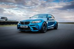 Jump in, the exhilarating BMW M2