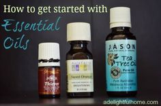 Essential oils are one of my favorite natural living tools. Having essential oils on hand allows me to create home remedies and natural cleaning products quickly. Essential oils not only smell great, but hold abundant benefits. I've been writing a little about essential oils here at A Delightful Home. Below is a list of some …