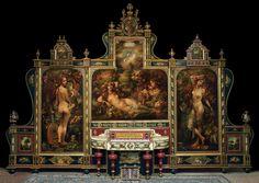 Vanitas Triptiek Cornelis le Mair