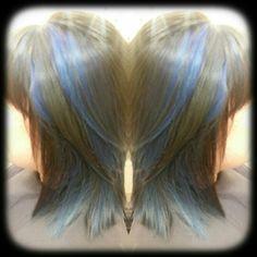 Pravana blue