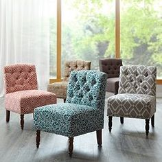 Slipper Chairs Accent Chairs - Chairs, Furniture | Kohl's