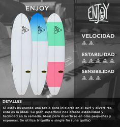 #Enjoy #Tabla #Miramar #Argentina #APSurfboards Miramar Argentina, Surfboard, Sports, Boards, Hs Sports, Sport, Exercise, Surfboard Table