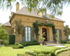 gorgeous French country style home