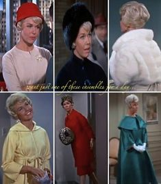 doris day clothing style | Doris Day retired from entertainment many years ago to focus on animal ...