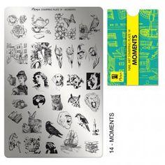 (H) Moyra Stampingplatte Moments 14  - APA COLOR