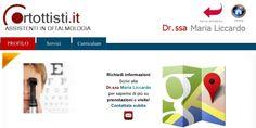 #ortottista #ortottica #visita #oftalmologia #ipovisione #diagnostica #prevenzione #giugliano #napoli #campania #italia #ortottisti #portale
