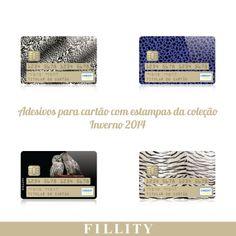 Chegaram os adesivos para cartão com as estampas da coleção Inverno 2014.   Um é mais lindo do que o outro e o cartão fica incrível. ♡  Garantam o de vocês nas lojas ou no e-commerce.   #fillity #fillityinverno2014 #inverno2014filloty