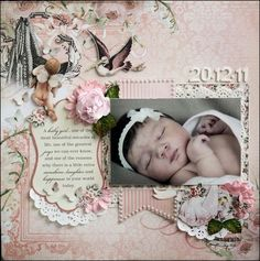 KAISERCRAFT Bundle Of Joy by Wendy Smith