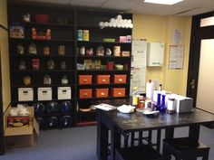 Break Room - Direct Energy | My Interior Design Projects | Pinterest ...