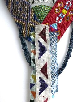 Image of colorfall neckpiece