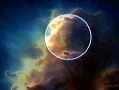 One of the strangest photos that has ever been taken of space is that of the Eagle Nebula. The photo itself is supposed to show the birth of a star from the gaseous clouds. However, when the photo was shown on CNN, hundreds of calls came in from people reporting they could see a face in the cloud. Wh