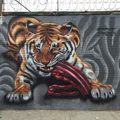 Mr Prvrt for @wellingcourtmuralproject in Astoria, Queens.