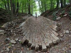 Making Sense of the Hills: Andy Goldsworthy at Cleveland Museum of Art - Collective Arts Network - CAN Journal