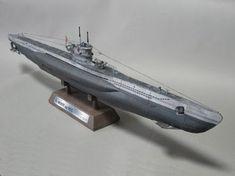 Search results for boat - Papercraft4u | Free Papercrafts, Paper Toys, Paper Models, Gratis   German U-Boat Type VII C