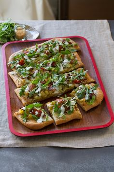 ... Melts on Pinterest | French Bread Pizza, Pizza and Chicken Flatbread