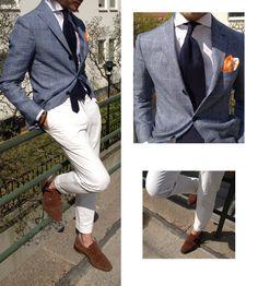 Alex Fashion Tutorial: Sprezzatura during Spring