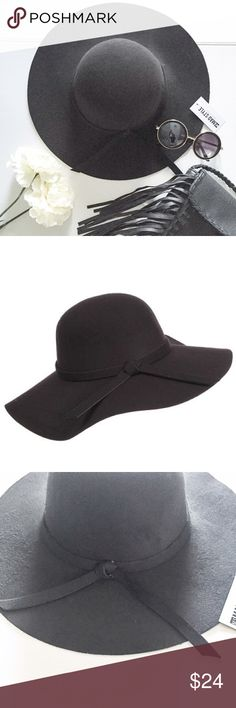 🆕 Fall Floppy Hat Vintage inspired cotton felt floppy hat. Great for the Fall season! Mad Style Accessories Hats