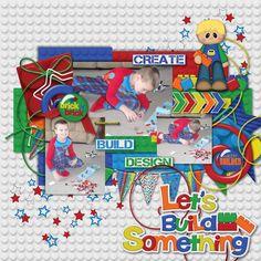 Teresa CarlucciScrapbook Layouts digital layout