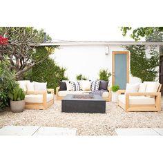 Small Patio Furniture, Diy Garden Furniture, Best Outdoor Furniture, Furniture Ideas, Furniture Design, Barbie Furniture, Furniture Layout, Modern Furniture, Furniture Arrangement