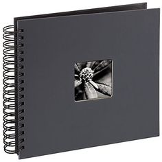 Hama Spiralalbum 28 x 24 cm, 50 Seiten, Fotobuch Album »Spiral Photoalbum z. Einkleben« im Universal Online Shop