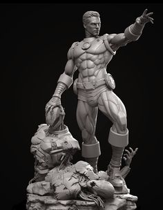 Action Pose Reference, Action Poses, Anatomy Reference, Comic Books Art, Comic Art, Character Art, Character Design, 3d Figures, Action Figures