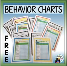 Chore Charts FREE - Chores, Healthy Habits, Manners, Responsibility, and More! Good Behavior Chart, Behaviour Chart, Character Education Lessons, Kids Education, Charts For Kids, Bbc Good Food Recipes, Dog Snacks, School Snacks, Social Skills