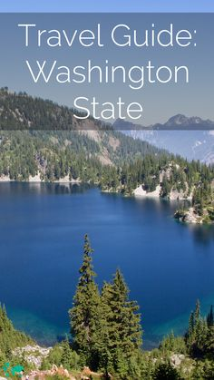 Travel Guide: Washington State- This may come in handy during our road trip this summer! Places To Travel, Places To See, Travel Destinations, Dream Vacations, Vacation Spots, Evergreen State, Roadtrip, Future Travel, Washington State