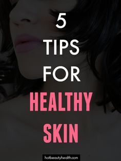 The key to keeping your skin healthy and glowing is having good skincare. Here are five tips to help you get started.