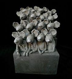Afbeeldingsresultaat voor sophie favre sculpteur