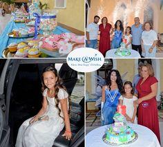 Mαρία-Δέσποινα, 10... Εύχομαι να κάνω ένα μεγάλο πάρτι γενεθλίων! Birthday Cake, Breakfast, Desserts, How To Make, Food, Morning Coffee, Tailgate Desserts, Birthday Cakes, Deserts