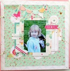 Project Ideas for Crate Paper - Oh Darling Collection - Chipboard Stickers