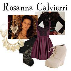 Rosanna Calvierri