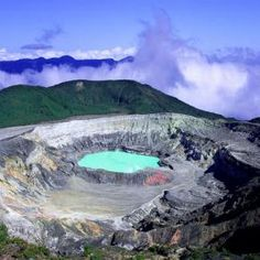 one of the neatest places I've been to!  Paos volcano Costa Rica