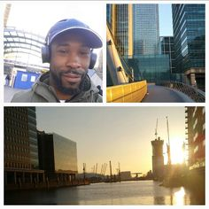 How most of my Sunday mornings start.....sunny beautiful and Canary Wharf Station closed!  Busy day ahead with #clients and a #photoshoot for the website.  Stayed up for the #mcgregor #diaz fight hence the tired eyes!! What a fight.  Have a great day!  #bjj #kravmaga #krav #selfdefense #selfdefence #selfie #boxing #muaythai #sparring #instafit #picoftheday by recojunior