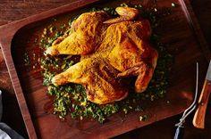 Pucker-Up Lemon Sumac Chicken with Lemon Herb Board Sauce, a recipe on Food52
